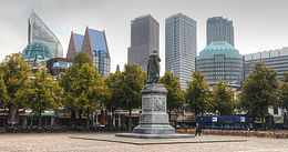 Cityscape_of_The_Hague,_viewed_from_Het_Plein_(The_Square)