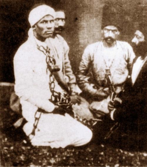 Badi being tortured